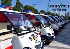 玛西尔为深圳市提供上千台电动消防车
