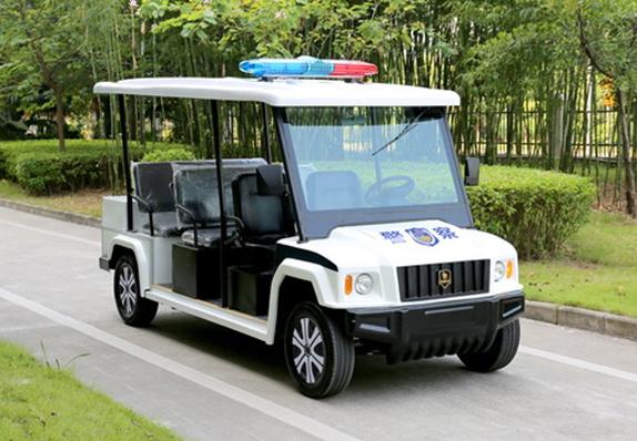 悍马电动巡逻车