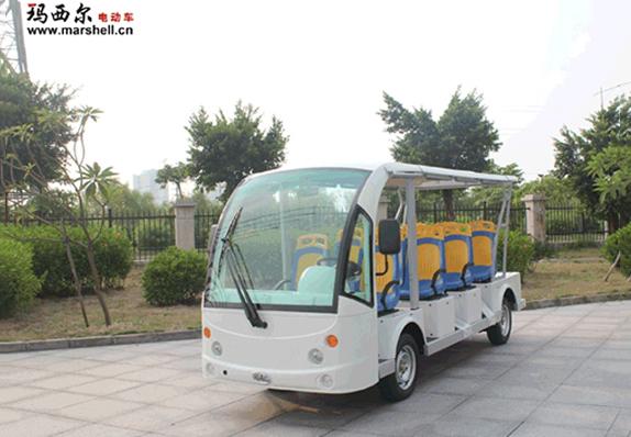 电动观光车-清逸11座(DN-11-1)