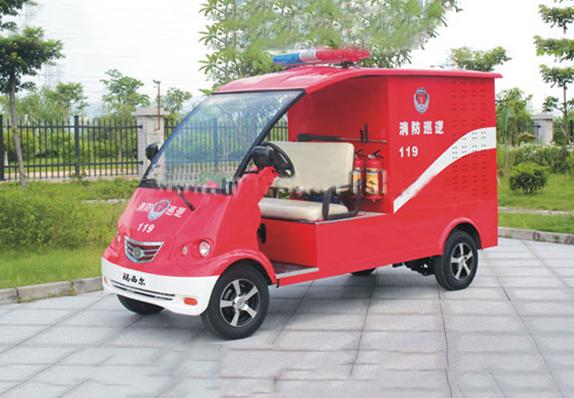 恒泰达电动消防车
