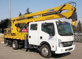 XZJ5060JGKD5 17米折臂高空作业车
