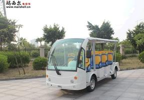 呼市电动观光车-清逸11座(DN-11-1)