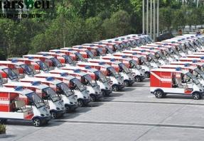 呼市电动消防车