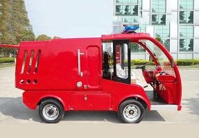 优质电动消防车