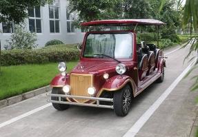 内蒙古老爷车