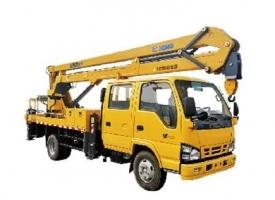 XGS5068JGKQ6 18米折臂高空作业车