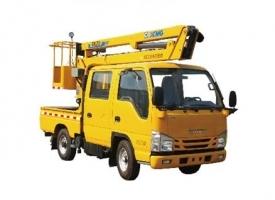 XGS5040JGKQ6 9米折臂高空作业车