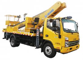 XGS5080JGKH6 21米伸缩臂高空作业车