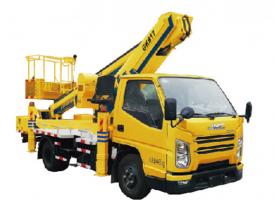 XGS5041JGKJ6 17米伸缩臂高空作业车
