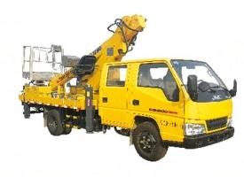 16米系列伸缩臂高空作业车