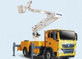 XGS5142JGKZ6 18.2米绝缘斗臂车