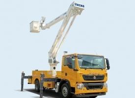 XGS5151JGKZ5 21米绝缘斗臂车
