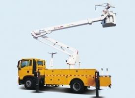 XGS5151JGKZ6 21米绝缘斗臂车
