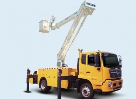 XGS5121JGKD6 18.2米绝缘斗臂车