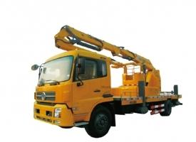 17米高低空作业XZJ5140JGKD5桥梁检测车