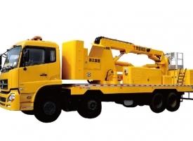 16米折叠式XZJ5316JQJD5桥梁检测车
