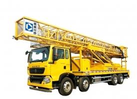 20米桁架式XZJ5315JQJZ5桥梁检测车