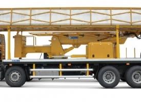 22米桁架式XZJ5313JQJZ5桥梁检测车